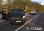 4066 150x106 - Неподалік Житомира бус зіштовхнувся з мікроавтобусом, постраждало четверо людей