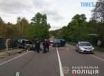 73888129 150x110 - У Житомирському районі моторошна ДТП за участі чотирьох авто: одна людина загинула, двоє - в лікарні (ФОТО)