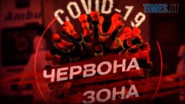 Covid19133 - П`ять міст та 13 районів у червоній зоні: карантин на Житомирщині