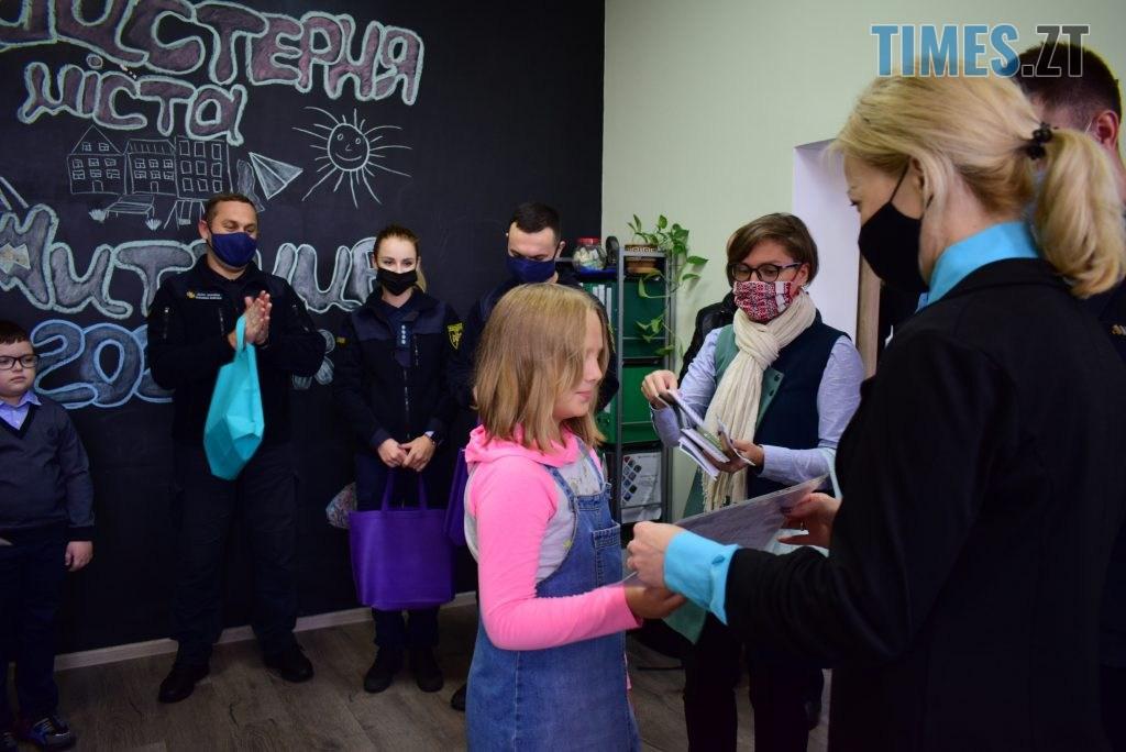 DSC 0216 1024x684 - У Житомирі відзначили найактивніших дітей у проєкті «Майстерня міста 2020»  (ФОТО)