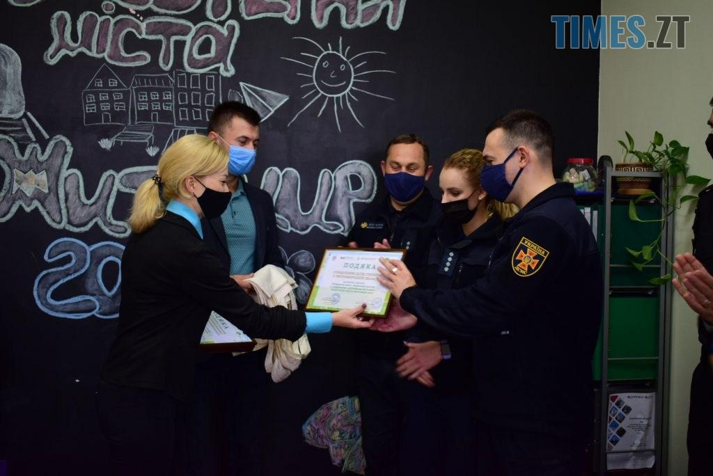 DSC 0241 1024x684 - У Житомирі відзначили найактивніших дітей у проєкті «Майстерня міста 2020»  (ФОТО)
