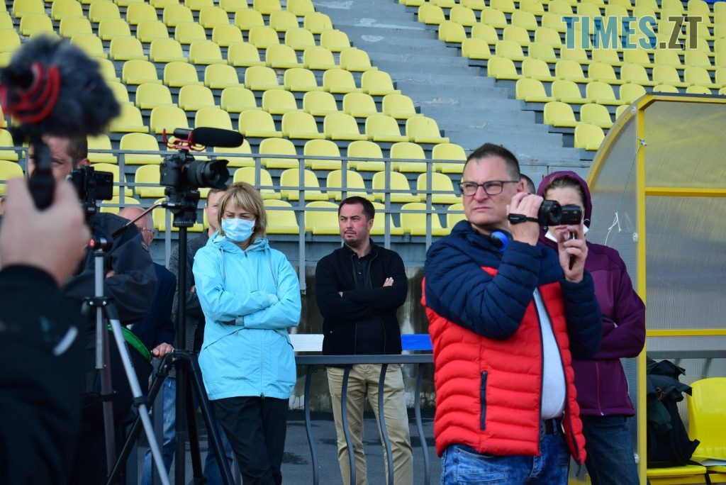 DSC 0760 1024x684 - «Ми готові»: керівник житомирського ФК «Полісся» кинув виклик Віталію Бунечку