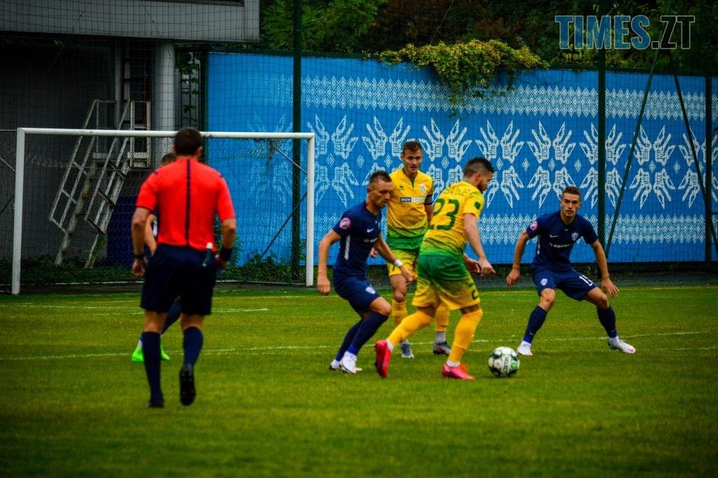 DSC 1027 1024x681 - Житомирський ФК «Полісся» програє «Минаю» та виходить з Кубку України (ФОТО)