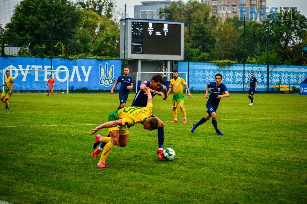 DSC 1065 1024x681 - Житомирський ФК «Полісся» програє «Минаю» та виходить з Кубку України (ФОТО)