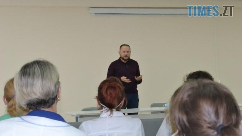 DSC 1108 777x437 - Віктор Євдокимов: Житомиряни, які роками працювали на підприємствах, повинні мати соціальні гарантії