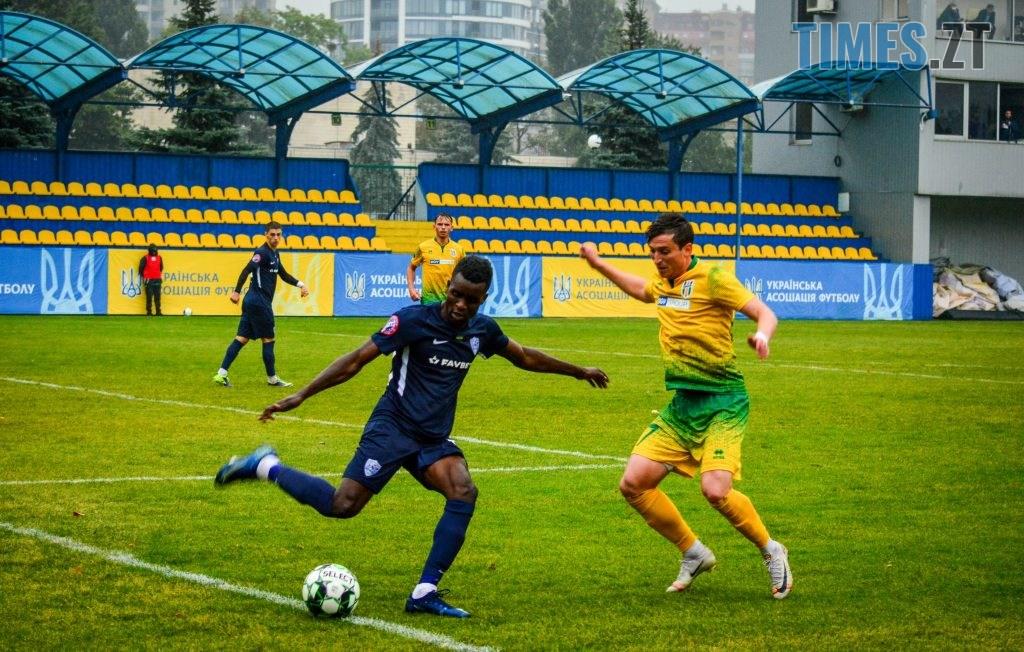 DSC 1161 1024x652 - Житомирський ФК «Полісся» програє «Минаю» та виходить з Кубку України (ФОТО)