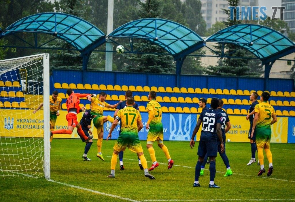 DSC 1162 1024x701 - Житомирський ФК «Полісся» програє «Минаю» та виходить з Кубку України (ФОТО)
