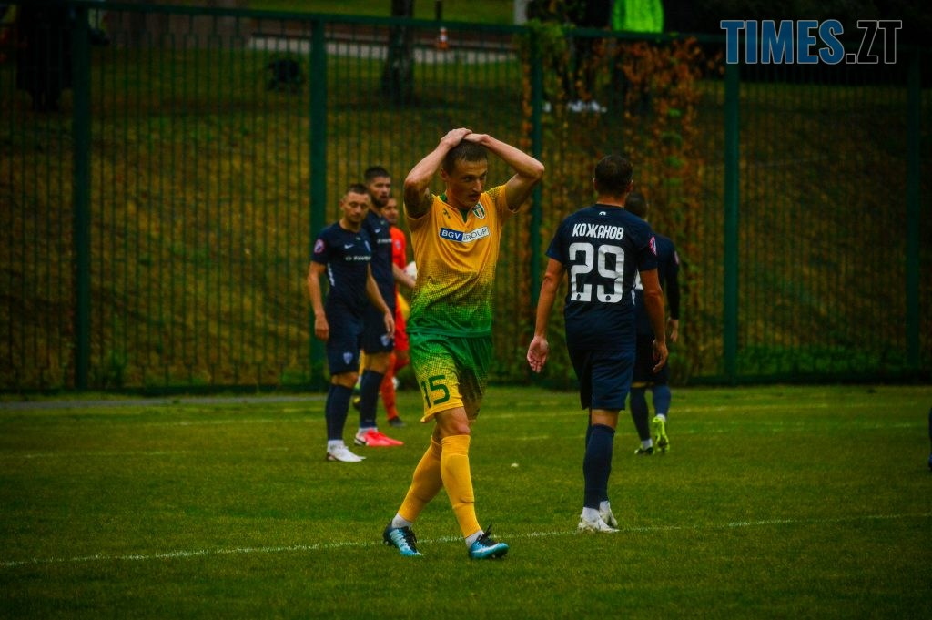 DSC 1184 1024x681 - Житомирський ФК «Полісся» програє «Минаю» та виходить з Кубку України (ФОТО)