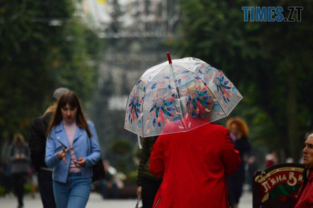 DSC 1231 1024x681 - В Житомир прийшла справжня осінь (ФОТО)