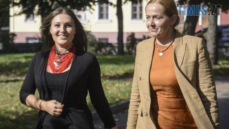 NSV 5599 777x437 - Софія Федина назвала Людмилу Зубко лідеркою, яка змінить Житомир на краще