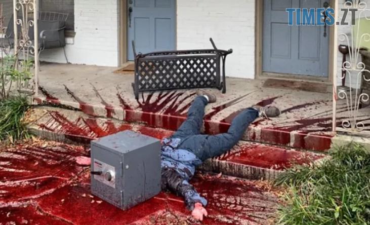 Screenshot 10 2 - До американця приїхала поліція через моторошну інсталяцію до Хелловіну (ФОТО 18+)