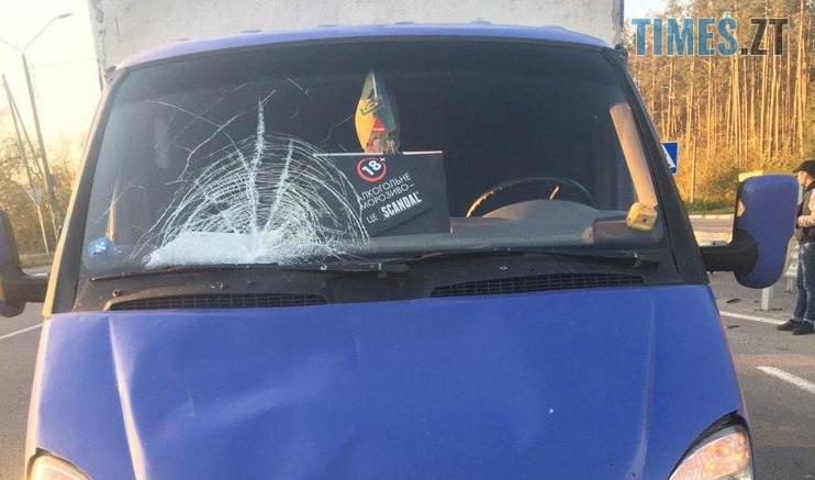 Screenshot 3 15 742x437 - У передмісті Житомира ГАЗель збила молоду жінку (ФОТО)
