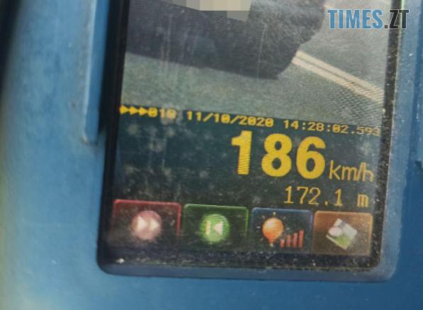 Screenshot 4 8 597x437 - Під Житомиром затримали Porsche, який перевищив дозволену швидкість майже вчетверо (ФОТО)