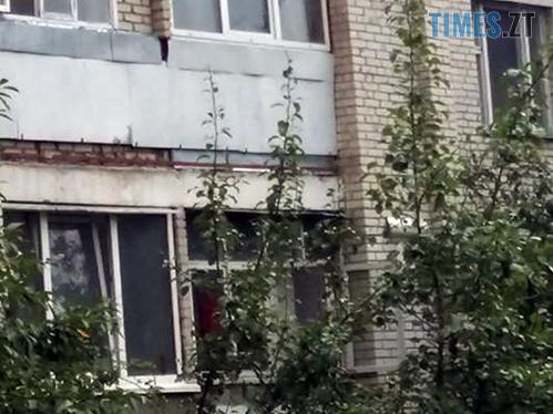 Screenshot 6 5 - У Житомирі охоронці зловили крадіїв, які залізли у вікно на першому поверсі багатоповерхівки