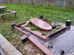 Screenshot 7 2 150x112 - Понад два десятка могил розгромили невідомі на кладовищі у селі Житомирської області (ФОТО)