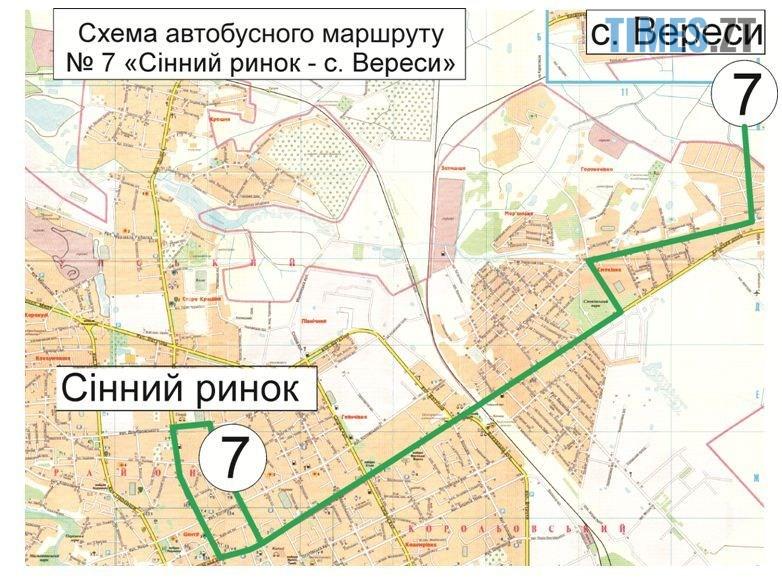 img1602569775 - Житомирське ТТУ запустило новий автобусний маршрут, розклад і схема руху