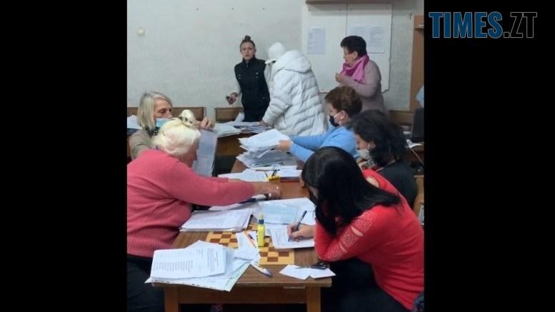 preview 9 - На виборчій дільниці Житомира грубо порушили закон: перенесли бюлетені в інше приміщення (ВІДЕО)