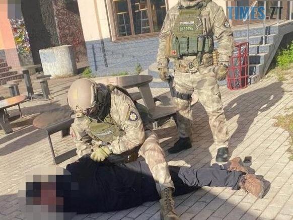vymaganniazhytomyr 19102020 1 582x437 - На Житомирщині затримали членів злочинного угрупування за вимагання 90 тис грн