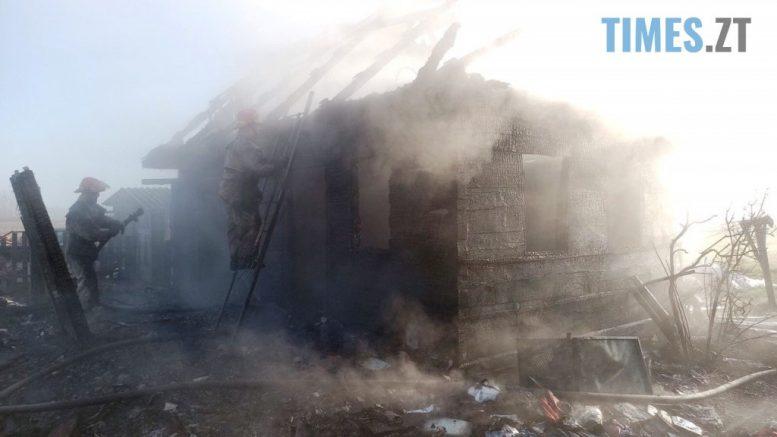 2 1 e1605104955419 - В Олевському районі під час гасіння пожежі вогнеборці виявили тіло загиблої жінки