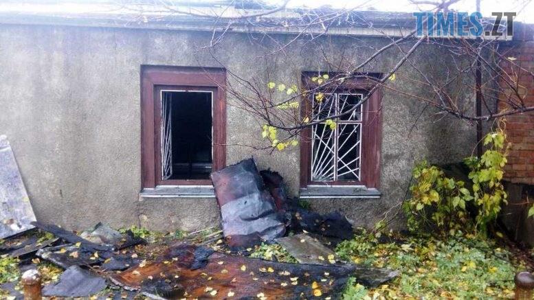 2222 777x437 - Бердичівські надзвичайники ліквідували пожежу в житловому будинку на чотирьох господарів