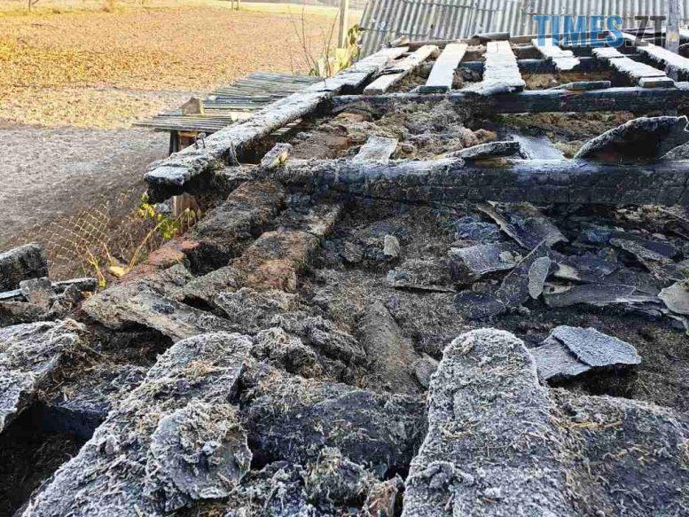 3 e1605104967283 - В Олевському районі під час гасіння пожежі вогнеборці виявили тіло загиблої жінки
