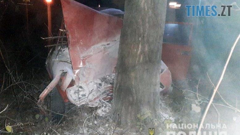37d27cbc6012 777x437 - На Житомирщині легковик злетів у кювет,  врізався в дерево та спалахнув (ФОТО)