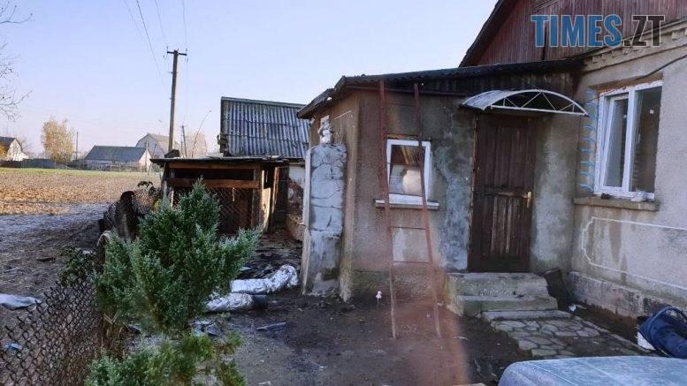 4 777x437 - В Олевському районі під час гасіння пожежі вогнеборці виявили тіло загиблої жінки