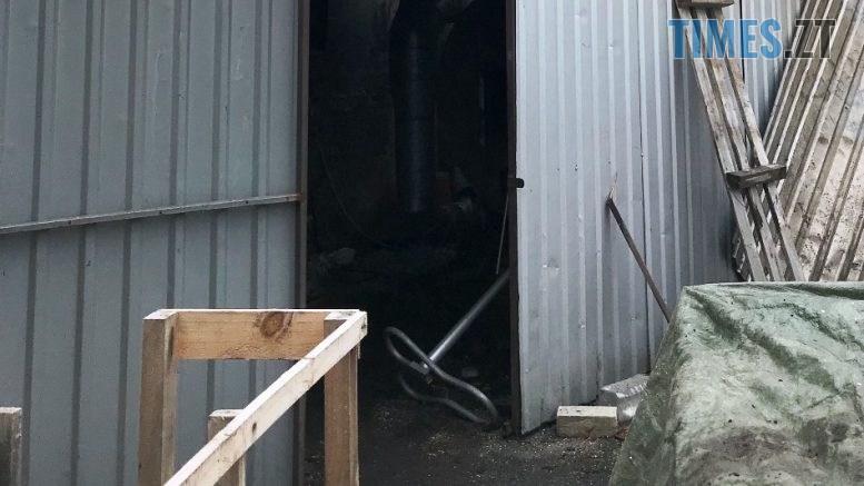 999 777x437 - Надзвичайники ліквідували загоряння в котельні на території станції технічного обслуговування в Житомирі