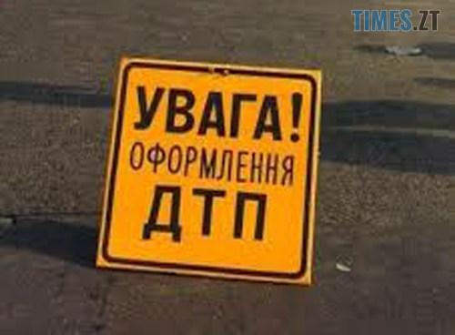 DTP6 - У Чуднівському районі під час ДТП постраждав водій ВАЗу