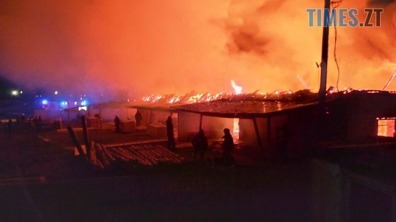 IMG abdcb9156bd322831c0b638a51907727 V 777x437 - У мережі показали фото масштабної пожежі, яка сталася на підприємстві в Овручі (ФОТО)