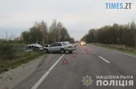 e37a8e2270f83b0335fdbbdba5bd1798 preview w440 h290 - Троє людей травмовано в аварії неподалік села Дриглів