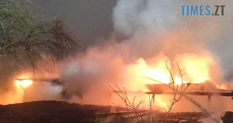 1 2 777x412 - В Овруцькому районі пожежники врятували житловий будинок та дві господарчі споруди від знищення вогнем