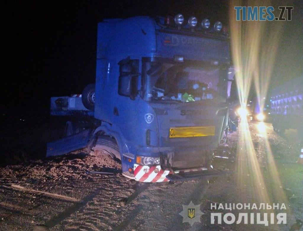 149900 1024x782 - На Малинщині смертельна аварія: під колеса фури влетів легковик (ФОТО)