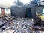 2 150x113 - Масштабна пожежа частково знищила домоволодіння в Хорошівському районі