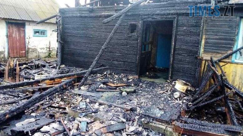 2 777x437 - Масштабна пожежа частково знищила домоволодіння в Хорошівському районі
