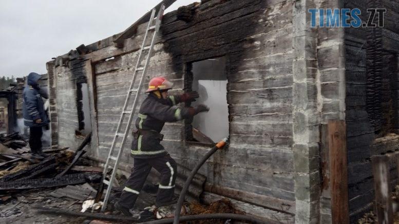 222 1 777x437 - Троє людей загинуло під час пожеж у приватних будинках Житомирської області лише упродовж однієї доби