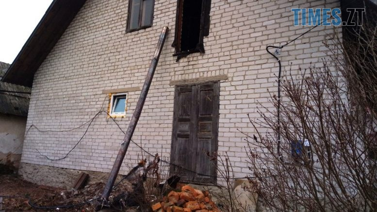 222 777x437 - У Коростишеві через неправильне користування пічкою зайнявся приватний будинок