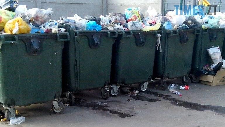97005537 770x437 - У Житомирі підняли вартість вивезення сміття