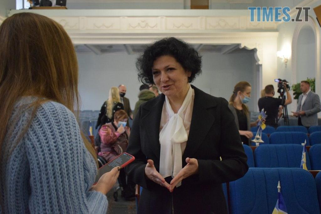 DSC 0510 1024x684 - Старі & нові: у Житомирській міськраді досвідчені депутати опікуються «молодими»