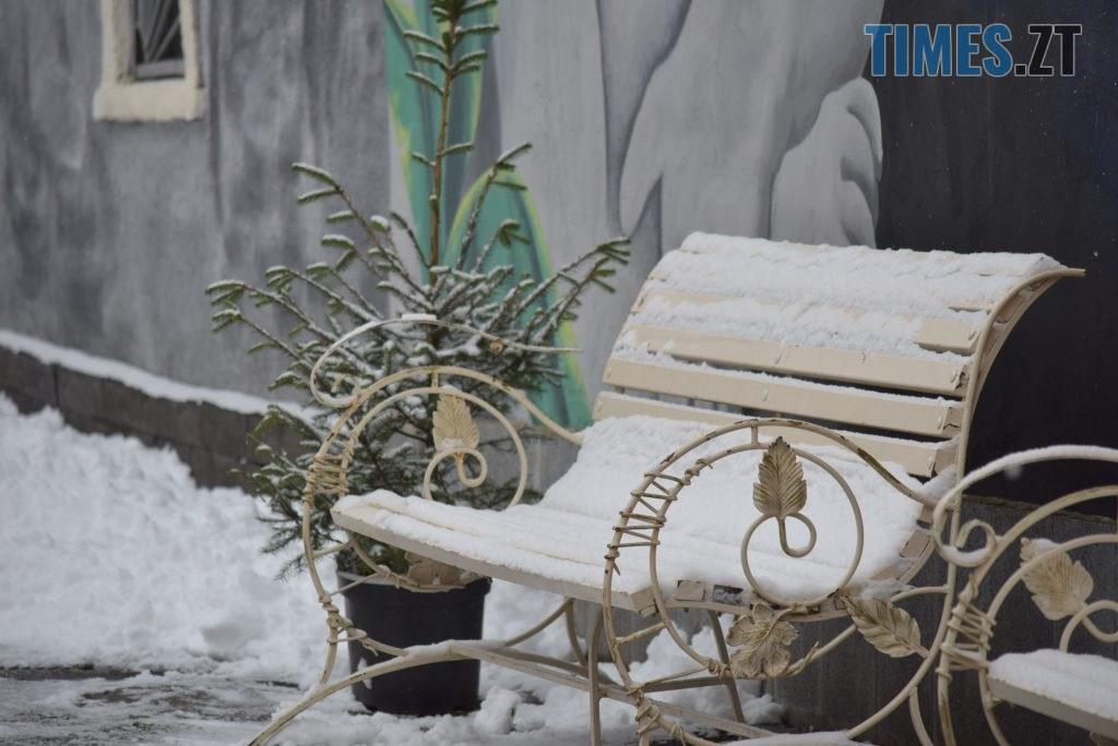 DSC 0705 1024x684 - Житомир «накрив» сніг (ФОТО)