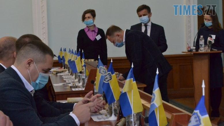 DSC 1995 777x437 - Сергій Сухомлин скликає депутатів на другу сесію Житомирської міської ради