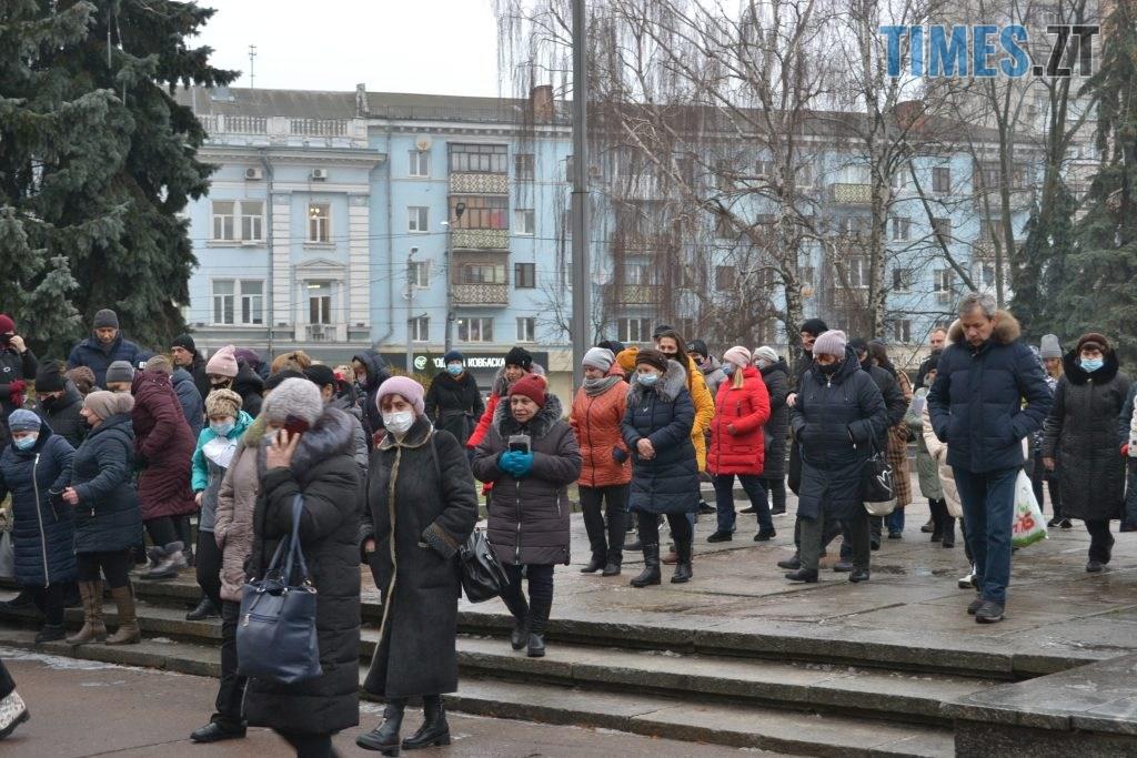 DSC 2049 1024x683 - «НІ» локдауну й фіскальному апарату: у Житомирі втретє відбувся мітинг підприємців