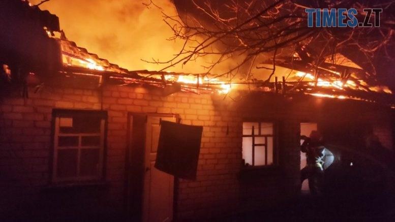 IMG 3659 777x437 - За останню добу надзвичайники ліквідували дві пожежі в приватних обійстях жителів Житомирщини