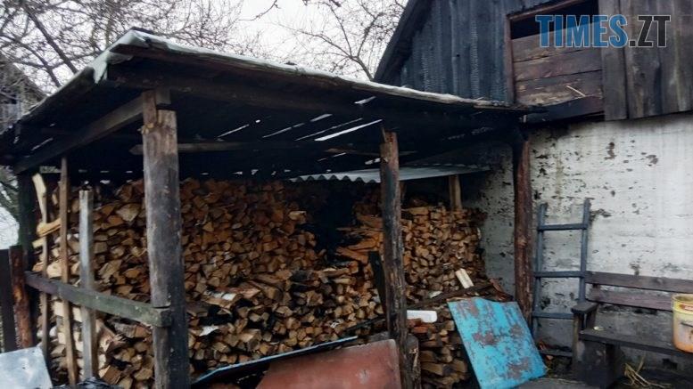IMG 20201225 090614 777x437 - В Олевську рятувальники  ліквідували загоряння в приватному домоволодінні