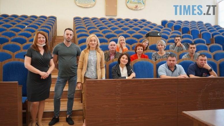 dsc04829 777x437 - У Житомирській Політехніці проєкт Україна-Норвегія надає АТОвцям реальні можливості для створення власного бізнесу та інтеграції в цивільне життя