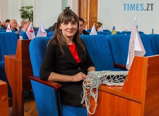 unnamed 6 - Житомирський міський голова призначив собі нову радницю