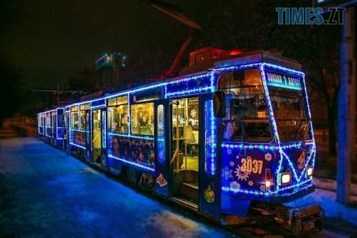 unnamed 8 - У Житомирі на Різдво знову курсуватиме музичний трамвай