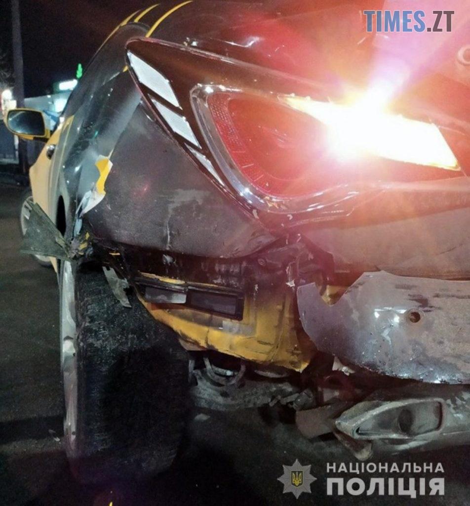 09 39 50 952x1024 - На перехресті в Житомирі не розминулися дві іномарки, один з водіїв травмований (ФОТО)