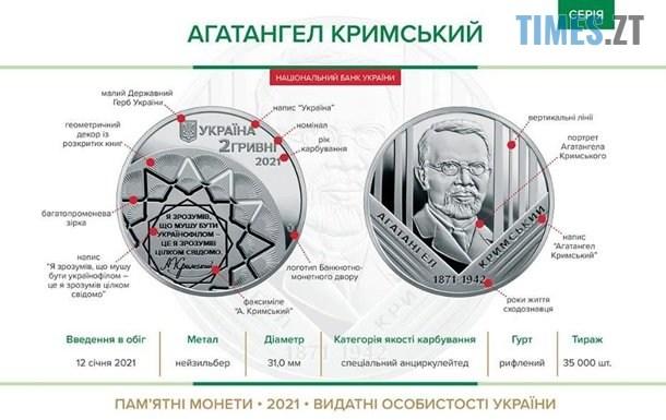 2580971 - В Україні введено в обіг нову монету (ФОТО)