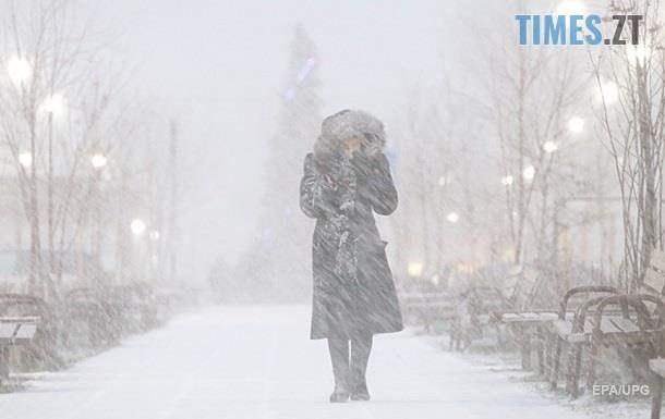 2581841 - Українців попереджають про наближення арктичного циклону і сильні морози до - 20 градусів